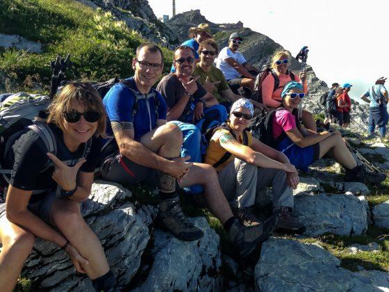 Wandern im Alpstein vom 13.-14. August 2016