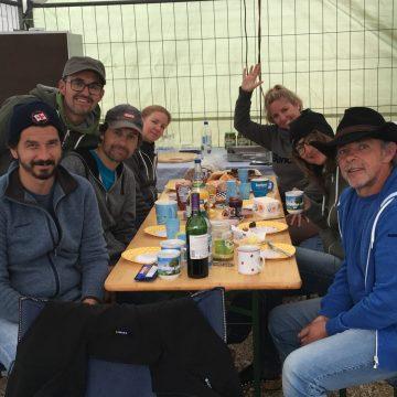 """""""Lagerplatzhock"""" 05.-07.05.2017"""